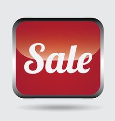 sale design vector image