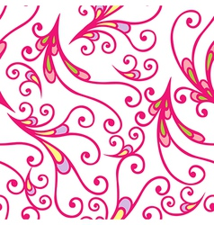 decor pattern vector image