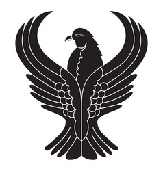 Pontic eagle vector