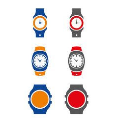 watch2 vector image