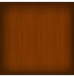 Old Brown Wooden Background vector image