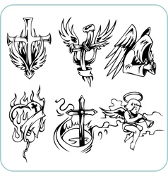 Christian Religion - vector image vector image