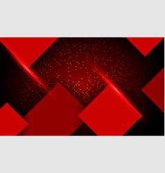 Red light with wavy mesh background vector