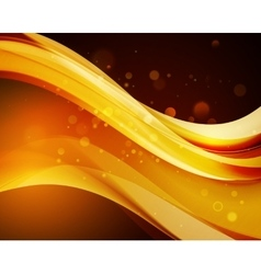 Abstract background with light vector image