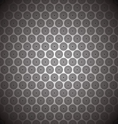 circular seamless repeat vector image