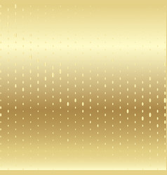 gold speckled background vector image vector image