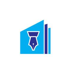 Education-logo-design vector
