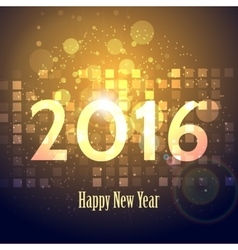 Happy New Year Design vector