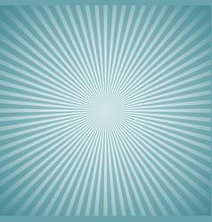 abstract sunburst background vector image