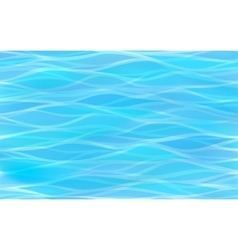 Beautiful blue background vector image