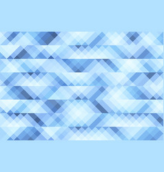 blue stripe geometry abstract background vector image
