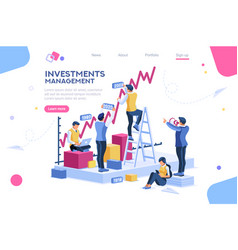 management concept clip art vector image
