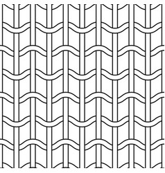 seamless pattern knitted woven mesh gauze fabric vector image