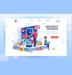 security concept clip art vector image