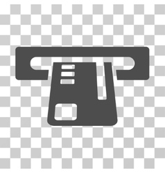Ticket Terminal Icon vector