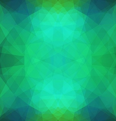 Abstract Pattern in Polygonal Style vector