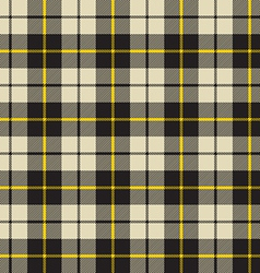 Black and beige fabric texture pattern seamless vector