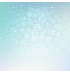 Elegant christmas with copy space EPS 8 vector image