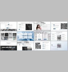 Templates for website designminimal presentations vector