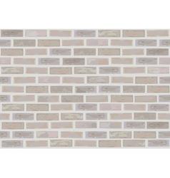 brickwall vector image