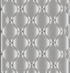 Luxury Metallic Silver Background vector