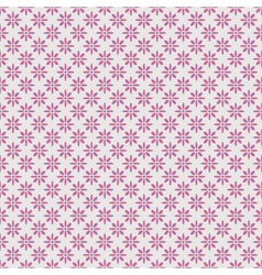 Beautiful seamless pattern tiling Pink purple vector image vector image