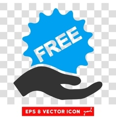 Free Present Eps Icon vector