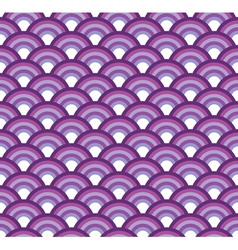 Japanese fish scales vector
