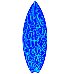surfing graphics and poster for web design or vector image
