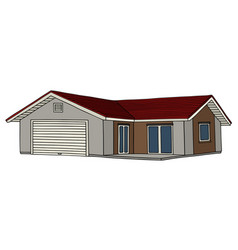 A low house vector