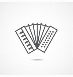 bayan flat icon vector image