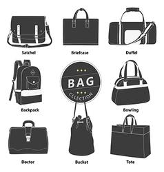 Bag 02 B W 01 vector
