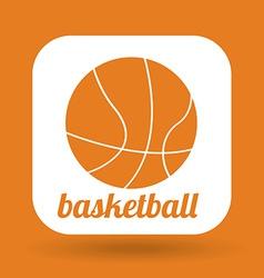ball sport design vector image