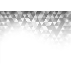 triangles background abstract vector image