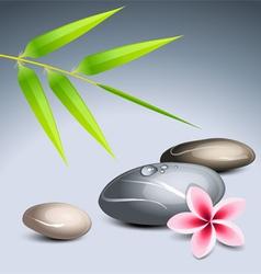 Zen theme vector