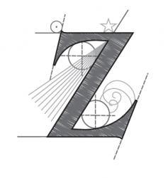 z vector image