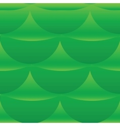 Green scales pattern vector