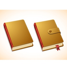 Notebook 2 vector image