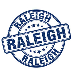 Raleigh stamp vector