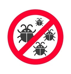 Virus bugs vector