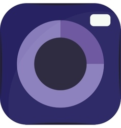 Camera icon Camera icon eps10 Camera icon vector image vector image