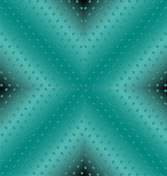 Pattern Of Metal Texture Blue Background vector image
