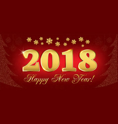 2018 card 210x100 v4 vector image