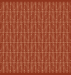 Wooden planks board pattern vector