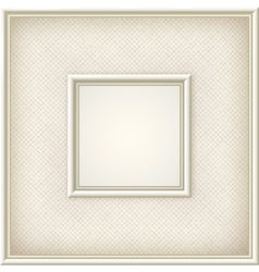Border picture frame background vector image vector image
