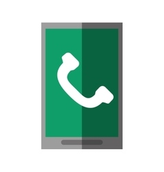 Mobile phone telephone call communication vector