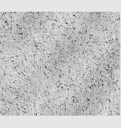 gray cement wall texture vector image
