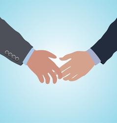 Handshake agreement vector