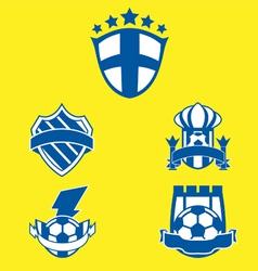 Soccer logo vector