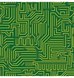 circuit pattern vector image vector image